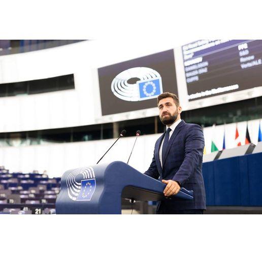 Андрй Новаков в ЕП