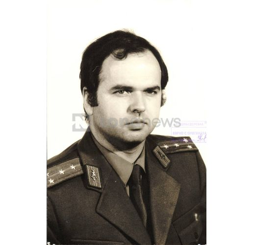 Боян Чуков като кадрови служител на ПГУ-ДС