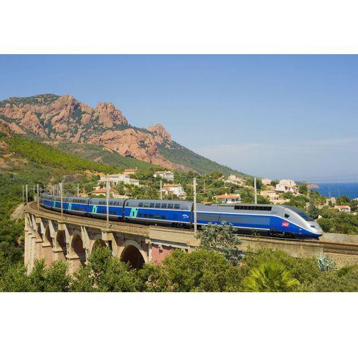Влак във Франция