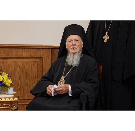 Вселенски патриарх Вартоломей