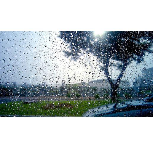 Дъждовно и мрачно време
