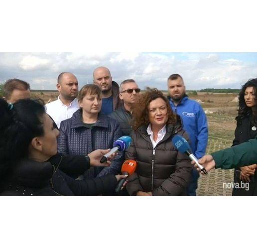 Емил Радев, Деница Сачева и Ивелина Василева
