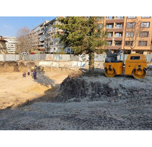 Започна изграждането на нова детска градина