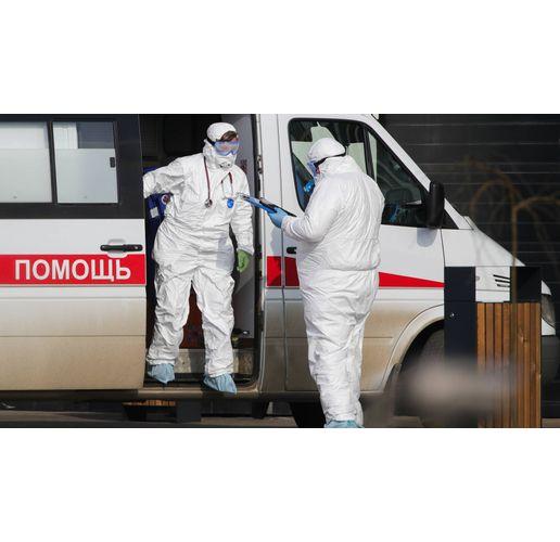 Коронавирус в Русия