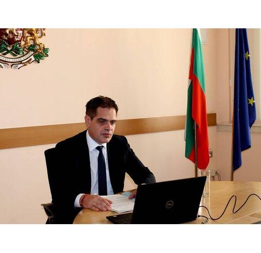 Лъчезар Борисов, министър на икономиката