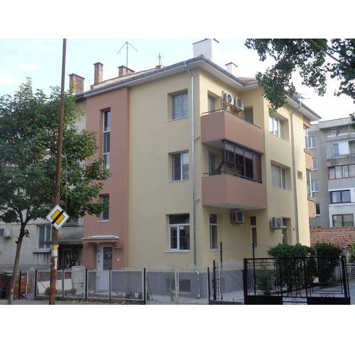 """Обновената сграда на ул. """"Сливница"""" № 20"""
