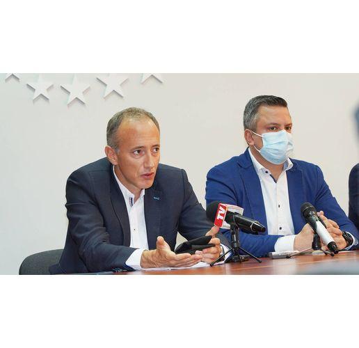 Пресконференция на кандидатите за народни представители от ГЕРБ-СДС в Стара Загора