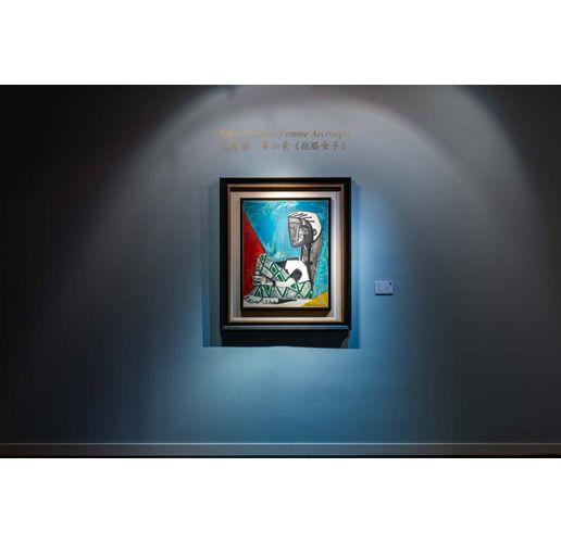 Продадоха Femme Accroupie на Пикасо за 24,6 млн. долара на търг в Хонгконг