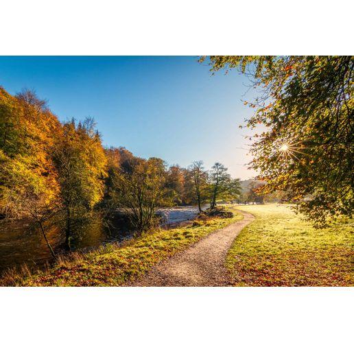 Слънчева и топла есен