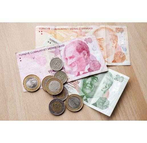 Турската лира поевтинява до рекордно дъно