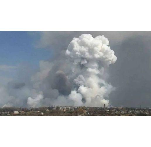 16 души загинаха при експлозия в цех за производство на барут в Русия