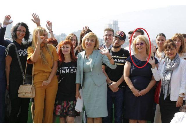 Адвокат Десислава Филипова е забравила през 2019 г. какво е писала за Манолова и вече е в нейния Инициативен комитет