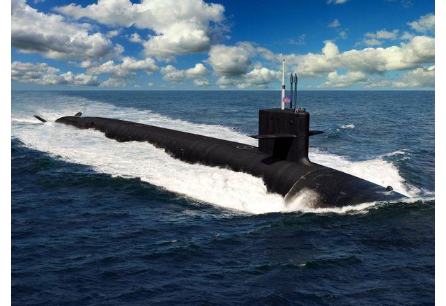 Американска подводница