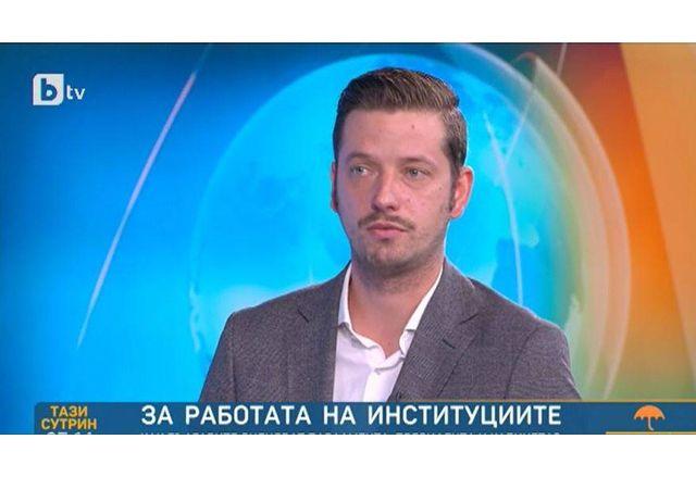 Анастас Стефанов от Тренд
