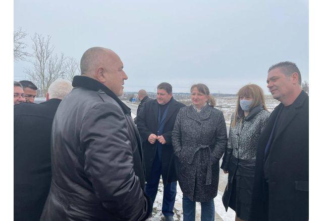 Борисов в Добрич