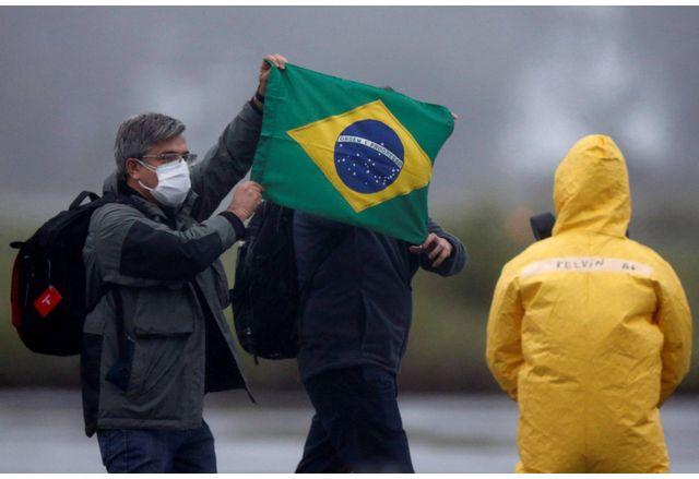 Бразилия с нов рекорд на заразени