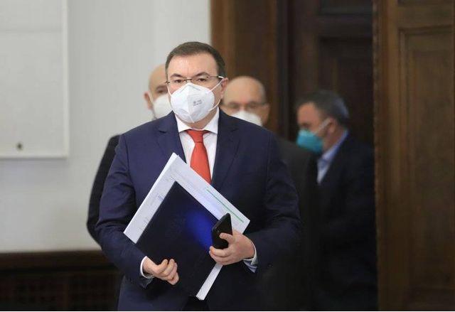 Министър Костадин Ангелов и НОЩ