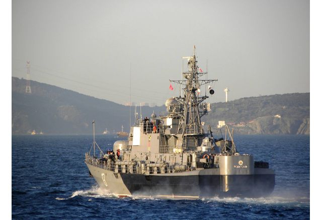 ВМС в Бургас