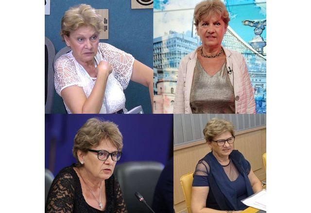 Виолета Комитова - повелителката на дантелките