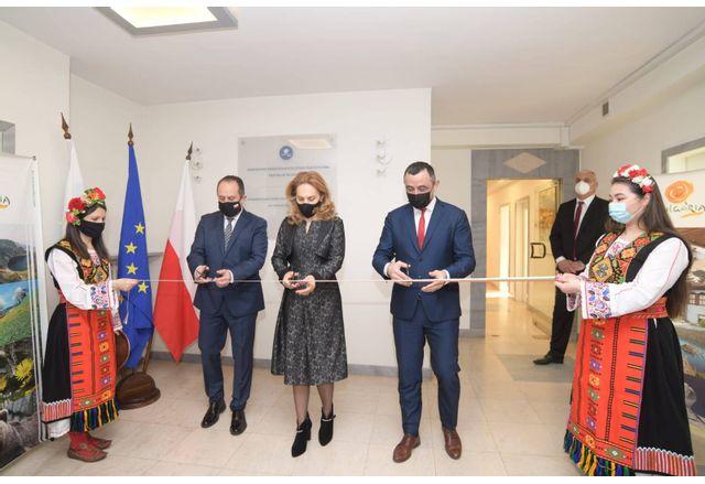 Вицепремиерът Марияна Николова откри българско туристическо представителство във Варшава