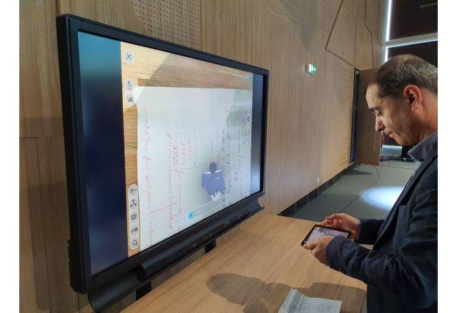 Внедряват първата XR лаборатория в Бургас
