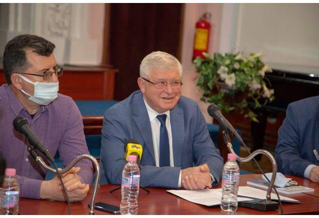 Водачът на листата Кирил Ананиев