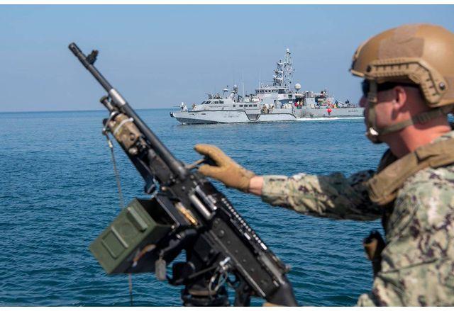 Военно-морски учения