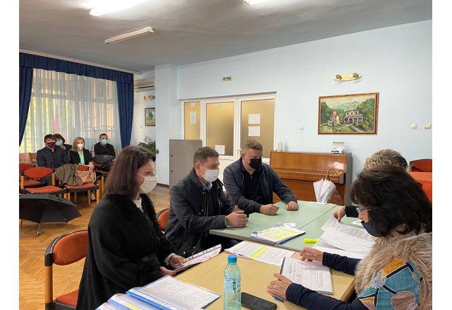 ГЕРБ-СДС в област Кюстендил регистрира листата си с водач Христо Терзийски