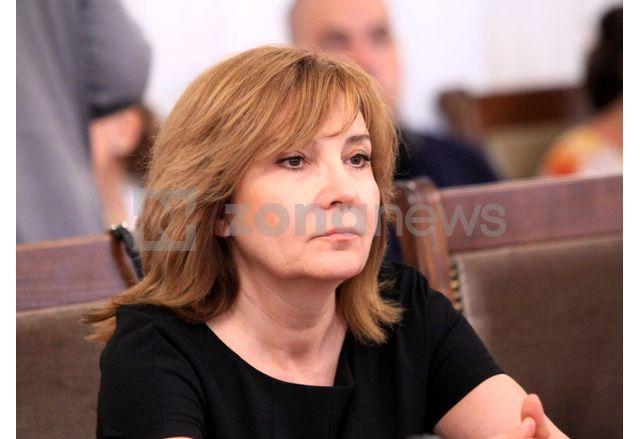 Галя Димитрова, изпълнителен директор на Националната агенция по приходите (НАП)