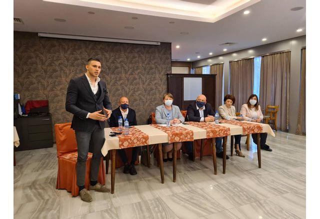 Георги Кръстев е новият областен координатор на ГЕРБ-Русе