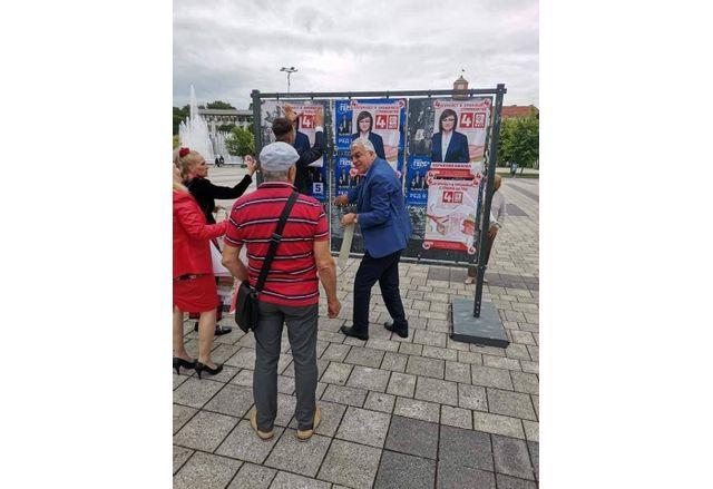 Гечев и компания безчинстват необезпокоявано в Плевен