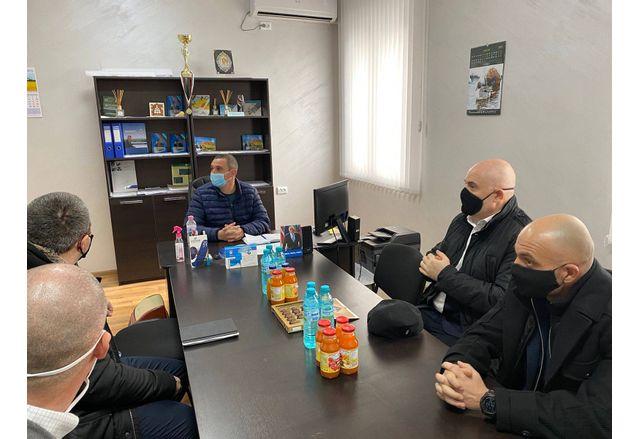 Главният прокурор Иван Гешев на посещение в Галиче