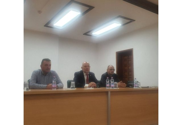 Главният прокурор Иван Гешев проведе работна среща с магистратите от Апелативен район-Пловдив