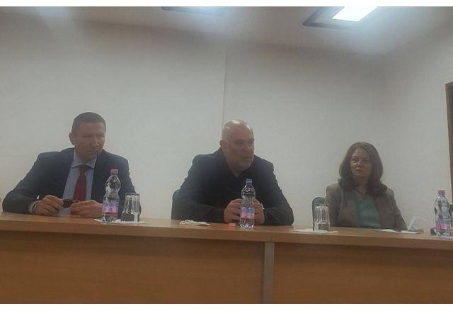 Главният прокурор проведе среща с магистратите от Апелативен район-В.Търново
