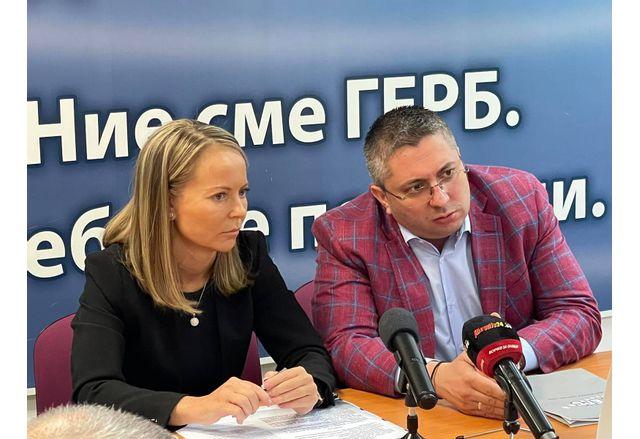 Дани Каназирева и Николай Нанков