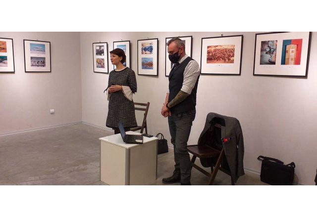 Депутатите Десислава Атанасова и Калин Вельов се срещнаха с културните дейци от Разград