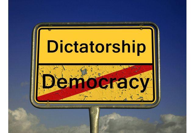 Диктаторският режим у нас става основа на корупцията