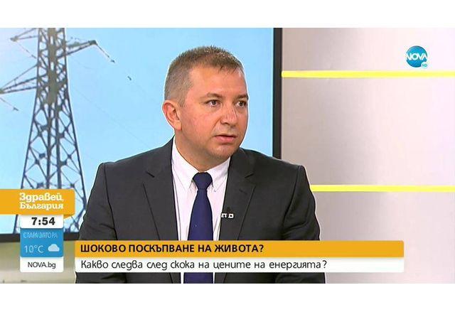 Добрин Иванов, АИКБ