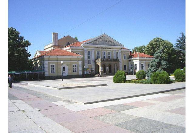 """Драматичен театър """"Невена Коканова"""""""
