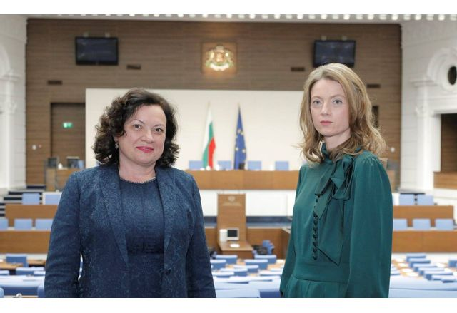 Ивелина Василева и Милена Дамянова