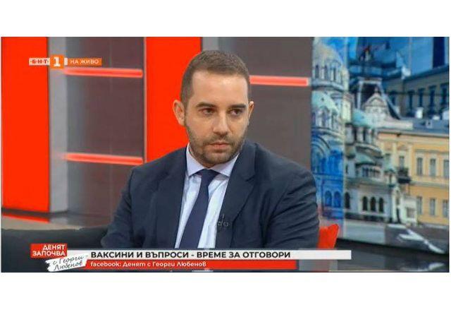 Изпълнителният директор по Агенцията по лекарствата Богдан Кирилов