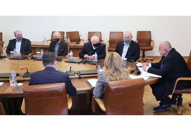 Инвестираме нови 1,8 млн. лв. за развитието на археологията в  България, обяви премиерът Бойко Борисов