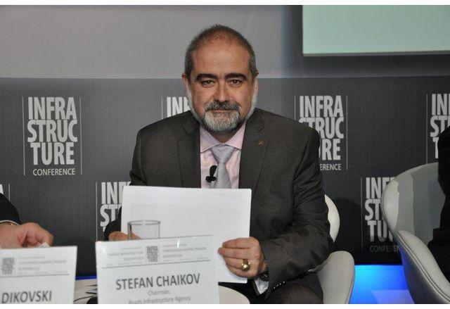 Инж. Стефан Чайков