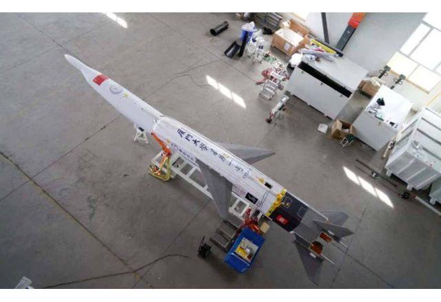 Китай e тествал ядрена хиперзвукова ракета