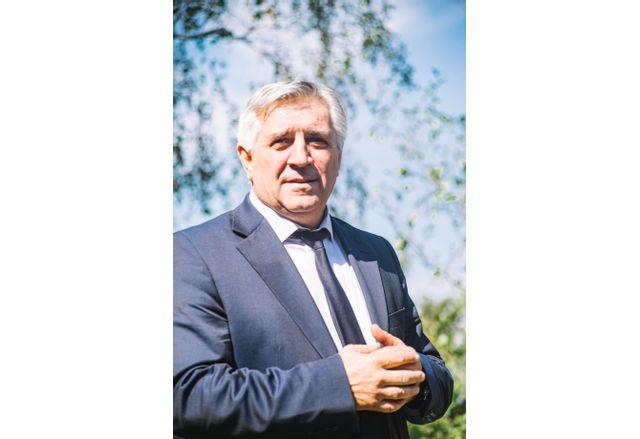 Кметът на Мездра инж. Иван Аспарухов