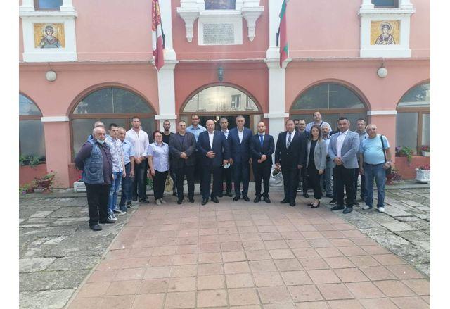 Коалиция ГЕРБ-СДС откри кампанията си в Силистра