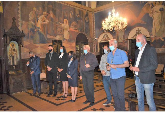 Коалиция ГЕРБ-СДС откри кампанията си във Видин