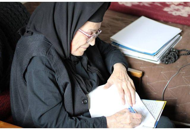 Майка игумения на Калоферския манастир Валентина Друмева