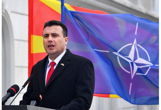 Македонският министър-председател Зоран Заев