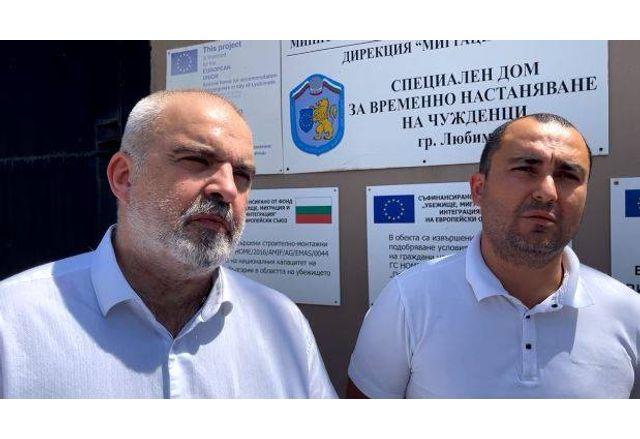 Маноил Манев и Александър Иванов